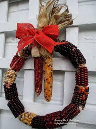 diy make a corn cob wreath hometalk