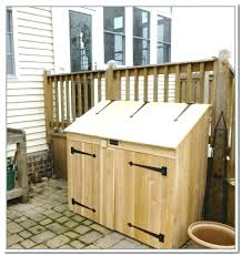diy outdoor storage cabinet build outdoor cabinet build outdoor storage cabinet outdoor trash