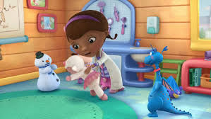 clip cuddle ban doc mcstuffins toy hospital dvd