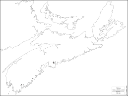 Canada Blank Map Nova Scotia Free Map Free Blank Map Free Outline Map Free Base