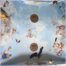 soffitti dipinti trompe l oeil soffitti dipinti affreschi murales e decorazioni