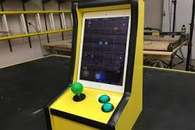 Make Your Own Arcade Cabinet by Build A Retropie Bartop Arcade Cabinet The Geek Pub
