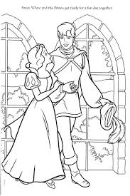 snow white colouring pages games prince coloring art queen