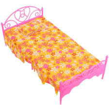 Dollhouse Bed For Girls by Online Get Cheap Dollhouse Bedroom Furniture Aliexpress Com