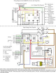 240v single phase wiring diagram