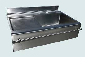 Metal Sink Home Design Ideas And Pictures - Metal kitchen sinks