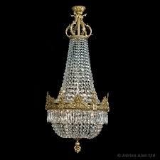Antique Glass Chandelier 24 Best Fine Antiques Chandeliers Images On Pinterest Antique