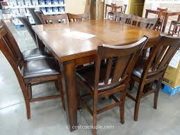 Countertop Dining Room Sets Best 7 Piece Counter Height Dining Room Sets Photos Home Design