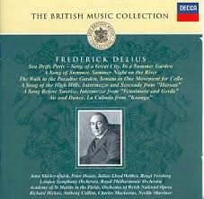 Delius In A Summer Garden - delius british music collection 4703752 tb classical reviews