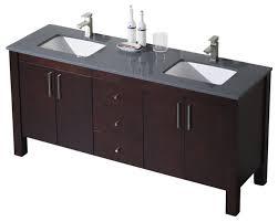 Dual Vanity Bathroom by Parsons 72 Double Vanity Bathroom Vanities And Sink Consoles