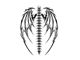 gothic angel tattoo design photo 2 photo pictures and