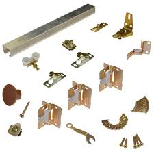 Bifold Closet Door Parts Everbilt 30 In Bi Fold Door Hardware Set 18400 The Home Depot