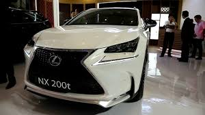 white lexus 2018 lexus nx 200 t 2018 white colour exterior and interior youtube
