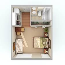 small studios super tiny studios lofts floor plans