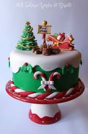 Christmas Cake Decorations Sydney by White Christmas All Edible Cakes Highly Decorated Cake