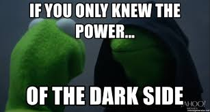 Side By Side Meme Generator - if you only knew the power of the dark side the emperor s new