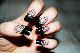imagenes de uñas decoradas de jalowin 35 ideas para pintar tus uñas de halloween decoración de uñas