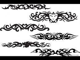 black tribal armband tattoos designs jpg 1024 768