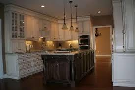 Plain Kitchen Backsplash Cream Cabinets Much With The Glaze From - Kitchen backsplash ideas with cream cabinets
