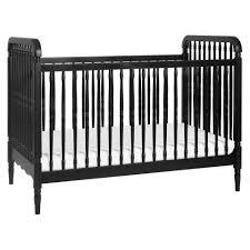 Black Convertible Crib by Million Dollar Baby Classic Liberty 3 In 1 Convertible Crib