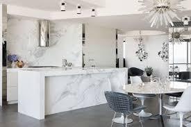 white interior design ideas glamorous marble interior designs that will delight you