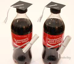 personalized graduation gifts personalized graduation gift coca cola small town creative living