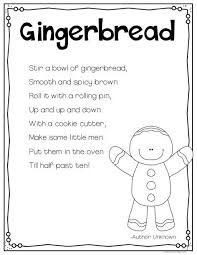 gingerbread classroom ideas and a freebie gingerbread literacy