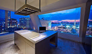 Modern Penthouses Designs Innocad U0027s Ultra Modern Chelsea Penthouse Pays Homage To Marilyn