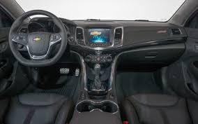 chevrolet camaro details chevrolet 2016 chevrolet ss interior automotive