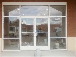 commercial exterior glass doors commercial glass repair u0026 installation servicesprecision glass