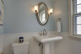 24 inch pedestal sink 100 traditional powder room ideas for 2018
