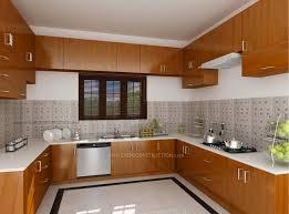 new model kitchen design kerala interior design kitchen idea