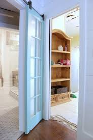 reclaimed french doors on rolling door hardware fixerupperstyle
