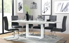 Leather Dining Room Furniture Modern Dining Room Chairs Modern Dining Sets Furniture Choice