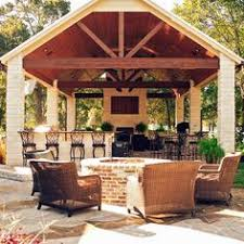 Outdoor Kitchens Design by Outdoor Kitchen Designs Featuring Pizza Ovens Fireplaces And