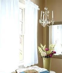 Plain White Curtains White Curtain Rods Skygatenews