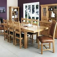 oak dining room furniture for sale solid table and chairs ebay