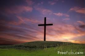 Cross On - cross on a hill pictures free use image 05 08 5 by freefoto com