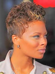 curly short hairstyles black people hairstyle picture magz