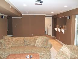 bright home theater painting awesome home theater with white sofa and wide screen on