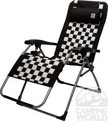 2 Piece Wood For Camping Chairs Checkered Flag Camping Chair Perfect For Tailgating At The