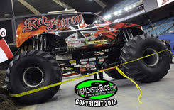 red baron monster trucks wiki fandom powered wikia