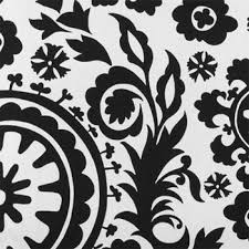 Fabric For Curtains And Upholstery Suzani Black White Best Fabric Store Online Drapery And