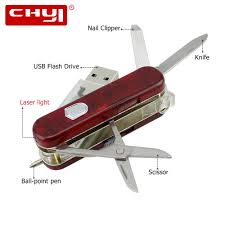 aliexpress com buy chyi swiss army knife usb 2 0 flash drive u
