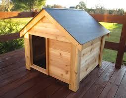 wood dog house kit