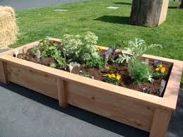 Elevated Front Yard Landscaping - raised bed gardening for dummies home outdoor decoration