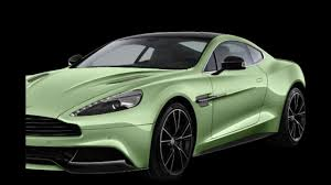 green aston martin db11 aston martin vanquish appletree green youtube