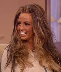 serena parker afghan hound judge katie price cringes over throwback video on loose women daily