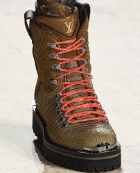 louis vuitton men fall 2018 boot streetwear