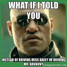 Driving Miss Daisy Meme - download driving miss daisy meme super grove